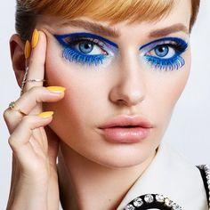 thinking about beauty 2018   Photo @enriquevegaphoto makeup @lotstar Hair @elsahair nails @julieknailsnyc model @annabellabarber styling @newheartnyc #lottiemakeup #beauty