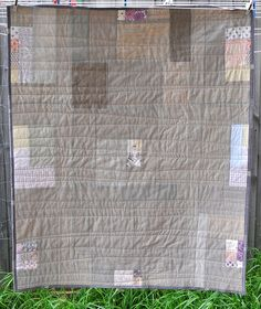 I've got to figure out how to get this look in my quilt. Totally my style/sm