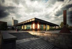 Galería de Visualización en Arquitectura: Las mejores imágenes de los finalistas a ' The Museum Challenge' - 8