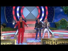 Flippers 5 größten Hits 40 Jahre - unfortunately one member just recently died.Was told on 2016-10-27