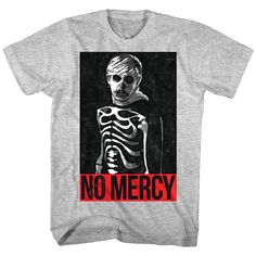 Karate Kid Baseball T Shirt Cobra Kai No Mercy Official Mens Black 3/4 Sleeve Novelty & More