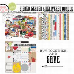 Signed Sealed & Delivered | Bundle