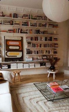 Home Interior Living Room Home Interior Design, Interior Architecture, Interior Office, Interior Ideas, Interior Decorating, My New Room, Home Decor Inspiration, Decor Ideas, Cheap Home Decor
