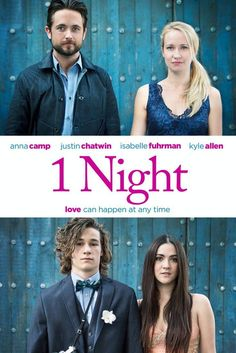 1 Night Movie Starring Pitch Perfect's Anna Camp #Review #Giveaway