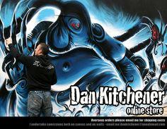 Dan Kitchener