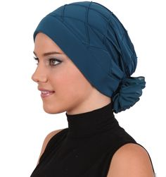 Diamond Patterned Headwear for Hair Loss #hairloss #headcover #cancer #chemo www.deresina.co.uk