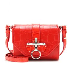 GIVENCHY OBSEDIA MINI LEATHER SHOULDER BAG