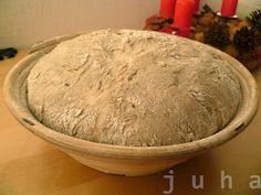 Kouzelné chvilky...: Nehnětená Šumava podle Cuketky Cooking Bread, Dairy, Names, Cheese, Food, Meals, Yemek, Eten