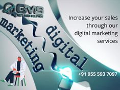 Digital marketing leads the marketing industry in today world, nothing is more optimum method except digital marketing to promote your business in your targeted audience and aware them about your product and Services Digital Marketing Strategy, The Marketing, Digital Marketing Services, Marketing Strategies, Promote Your Business