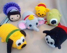 Tsum Tsum Crochet Amigurumi