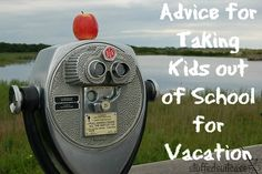 Tips for Taking Kids Out of School for a Family Vacation StuffedSuitcase.com #travel #tips