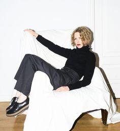Christina Rosenvinge fotografiada por Pablo Zamora