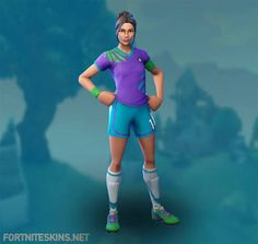 Zombie Soccer Skin Fortnite Png Clinical Crosser Outfit Fortnite Wiki En 2020 Descargas De Fondos De Pantalla