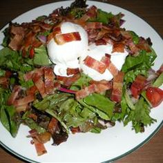 Salade Lyonnaise Allrecipes.com