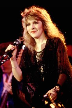 Stevie Nicks - INFP Personality Type
