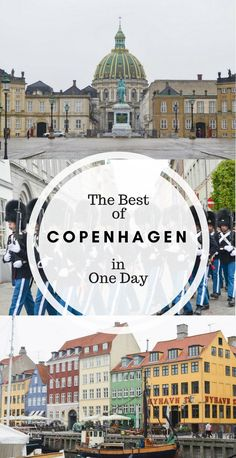 Copenhagen in 1 Day*** Copenhagen | Europe | Denmark | Things to do in Copenhagen | Must See Copenhagen | Copenhagen Guide | Little Mermaid | Castles