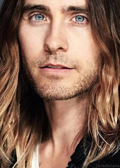 My, my, my, oh Jared!!!!! Those eyes...that mouth!! That smile!!