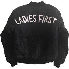 Ladies First Bomber Jacket