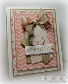 Paper Crafty's Creations : Curtain Call Inspiration Challenge - Cozy Quilt
