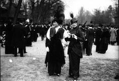 Фото, автор humus777 на Яндекс.Фотках 1914. Парижская мода конца Прекрасной эпохи
