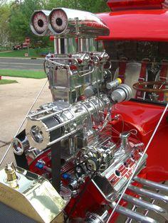 """RAT""ified 1957 Chrysler 392 Hemi Bad To The Bone!"