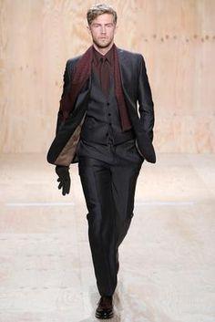 Berluti Fall 2014 Menswear Fashion Show: Complete Collection - Style.com