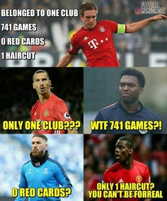 'Only 1 haircut?' This could also  said by neymar he has had soooo........... many haircuts.