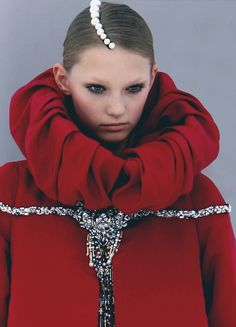 Red Riding Hood-Chanel Haute Couture 2006