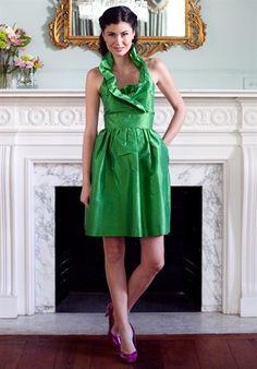 Lulakate Bridesmaid Dresses - Zoe Silk Shantung