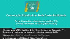 Landisvalth Blog           : Rede Sustentabilidade: Convite