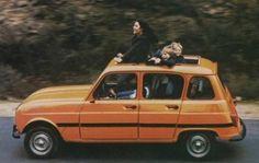 Renault 4L SAFARI - R4