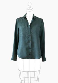 Archer shirt pattern- Grainline