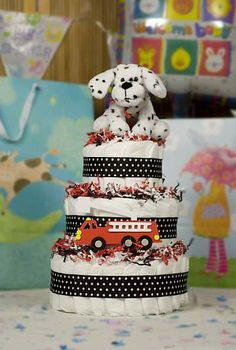 now I now what kind of cake  I am  getting for my birth day except the fire truck
