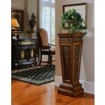 This Pulaski pedestal stand is a beautiful way to display plants, vases or sculptures. Accent Furniture, Living Room Furniture, Home Furniture, Furniture Showroom, Furniture Stores, Furniture Ideas, Living Rooms, Coaster Furniture, Pulaski Furniture