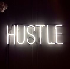Anything in life worth having is worth the #Hustle! #jwb