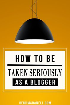What makes a blogger a professional? How do you have yourself seen as a professional business and not just a hobby or side-gig? Communication and professional conduct will put your worlds ahead of other blogs. Take them time to respond and communicate and treat others like you want to be treated.