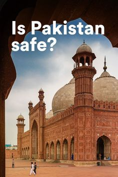 Is Pakistan safe for travel? After months of travel there as a solo female traveler, here's my opinion on whether or not it's safe to travel Pakistan. Places To Travel, Travel Destinations, Places To Visit, Asia Travel, Solo Travel, India Pakistan Border, Pakistan Bangladesh, Travel Guides, Travel Tips