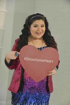 Disney Channel and Disney XD show some heart