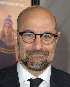 Stanley Tucci when he's actually really sexy.