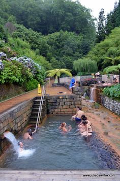 Steamy Furnas: Fun in the Azores Whatever the Weather - via Julie Dawn Fox in Portugal 12.08.2015