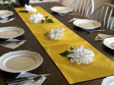 You don't need a separate table runner for every holiday or special occasion. You can make one that is reversible! That means less room to store, and less fabric to buy! Happiest Camper has a tutorial showing how to make… Read more ...