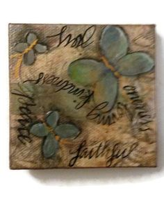 Refrigerator Magnets Mixed Media Art Goal by JenniferCarolThomas
