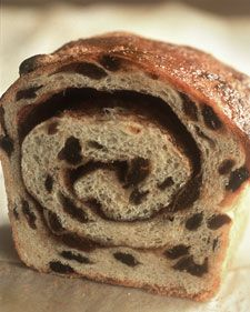 This bread is good right out of the oven or stored for several days and used for toast.