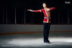 Meet the 17-year-old figure skater who made history and is a favorite for the 2018 Olympics http://ti.me/2oMQbHh