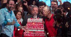 RS Notícias: Acabou o 'Lulinha Paz e Amor' diz Lula em festa de...