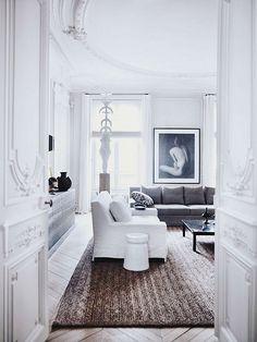 {décor Inspiration | Ornate Austerity : By Gilles Et Boissier, Paris}