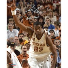 "LaMarcus Aldridge Texas Longhorns Fanatics Authentic Autographed 8"" x 10"" Number One Photograph with Hook Em Horns Inscription - $129.99"