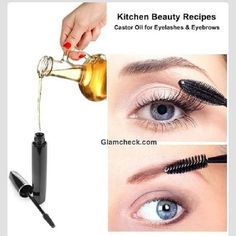 Castor oil for faster growth of hair, eyebrows and eyelashes - How to Prevent Hair Loss: Because of This Oil, Hair and Eyebrows Grow Rapidly! (Recipe)