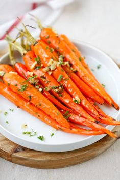 Honey Butter Roasted Carrots | 17 Easy Vegetable Sides That Are Actually Delicious
