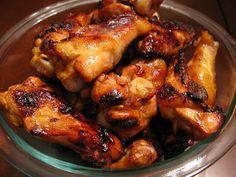 Honey Garlic Chicken - making these for dinner... In the crockpot.